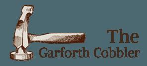 The Garforth Cobbler logo
