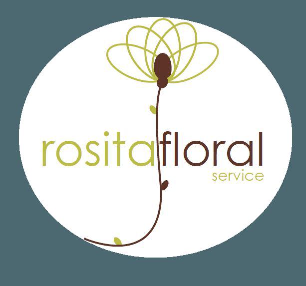 Logo Rosita floral service