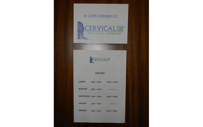 orari di apertura cervical one