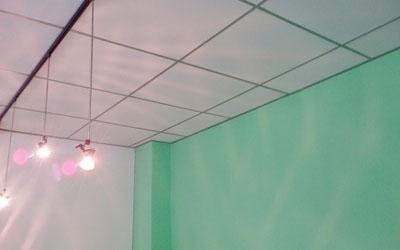 pareti e paviemento