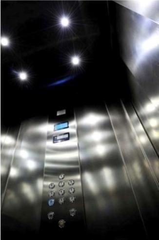 Elevatore di design