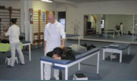 sala esercizi fisioterapici