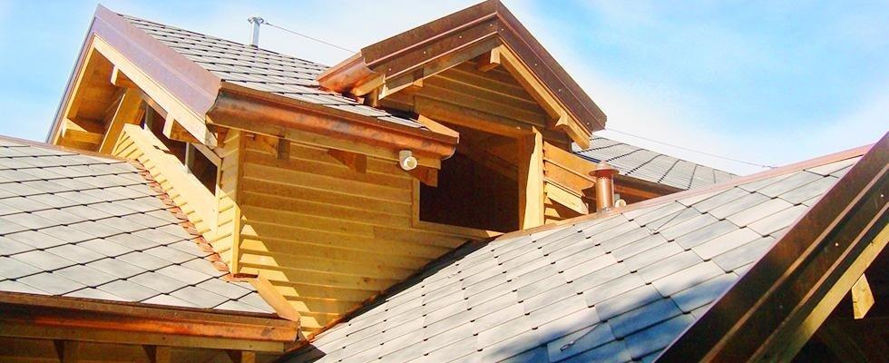 lattoneria e tetti