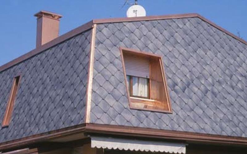 realizzazione tetti in ardesia ceramica