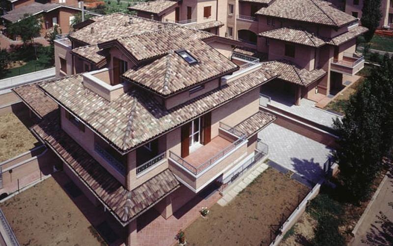 realizzazione coperture e tetti con tegole e coppi
