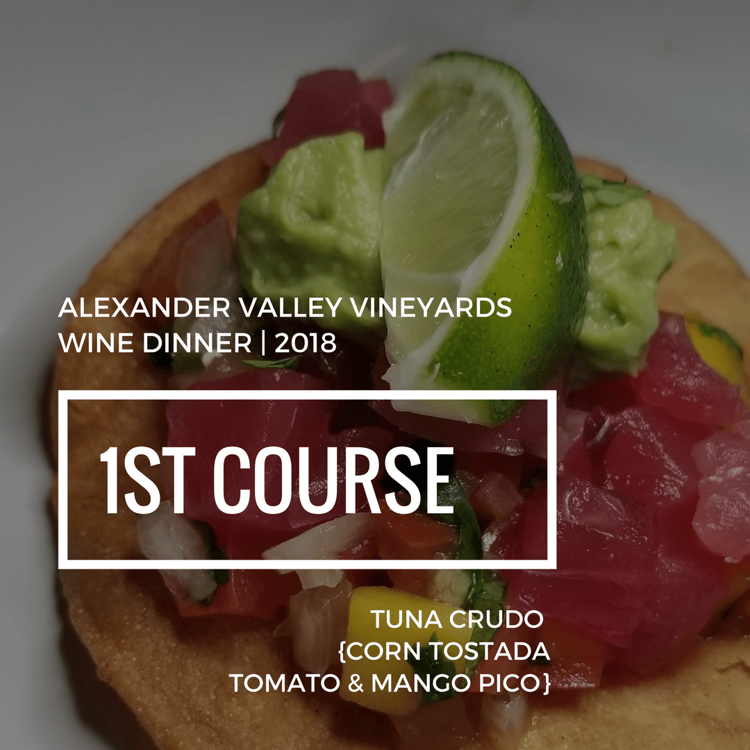 Alexander valley vineyards wine dinner food pics highlights want to attend the next ivy wine dinner join the ivy league and receive our weekly newsletter here forumfinder Images