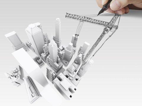 Costruzioni e progettazione di immobili