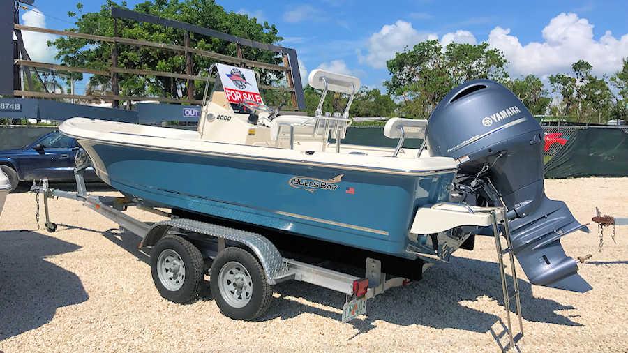 New 2017 Bulls Bay 2000 Bay Boat for Sale