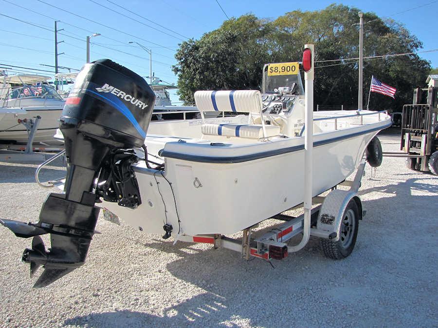 2002 Seafox 195 Bay Fisher