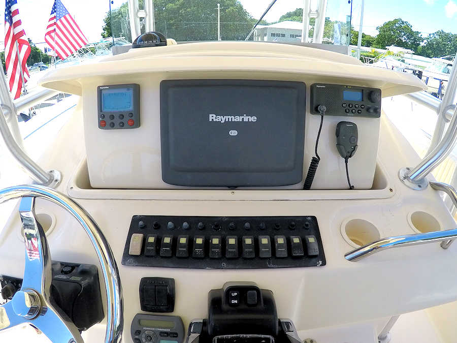 2007 Grady White 30 Bimini Center Console