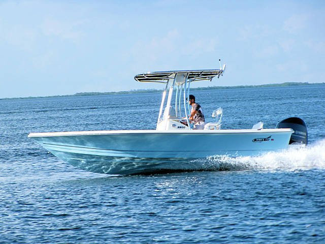 New Bulls Bay 2200 Bay Boat  with a Carolina Blue Hull