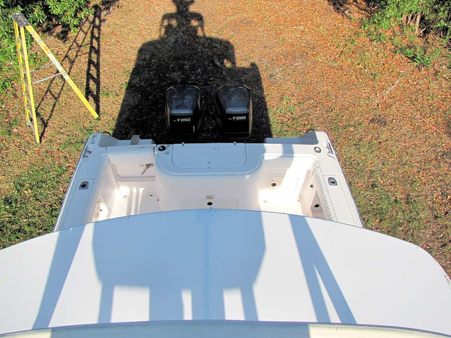 2000 Grady White 306 Bimini C/C