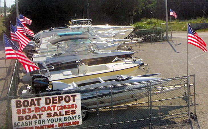 Boat Depot Boat Inventory - Key Largo, FL