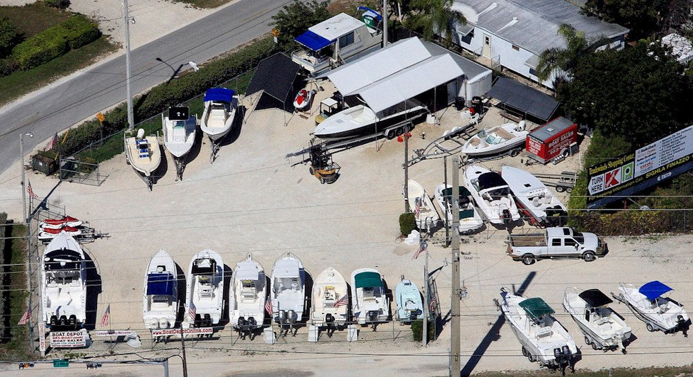 Home Depot Boats : New and used boats for sale by boat depot in key largo fl