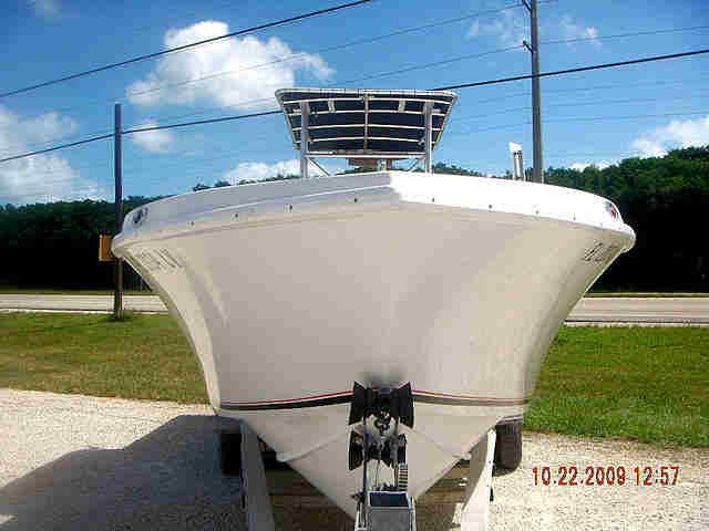 28 Whitewater Center Console