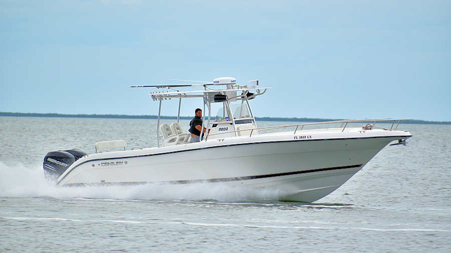 2002 Century 3200 Center Console by Boat Depot in Key Largo, FL