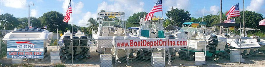 Boat Depot LLC, Key Largo, Florida