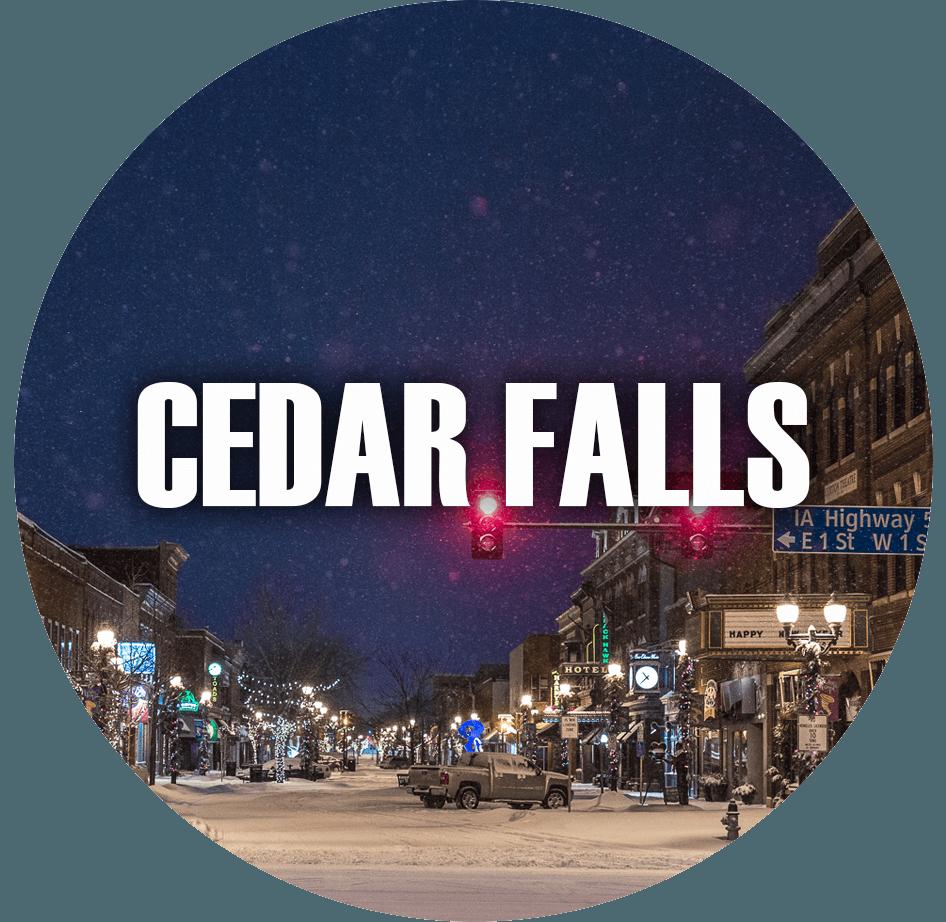 Website Design Cedar Falls