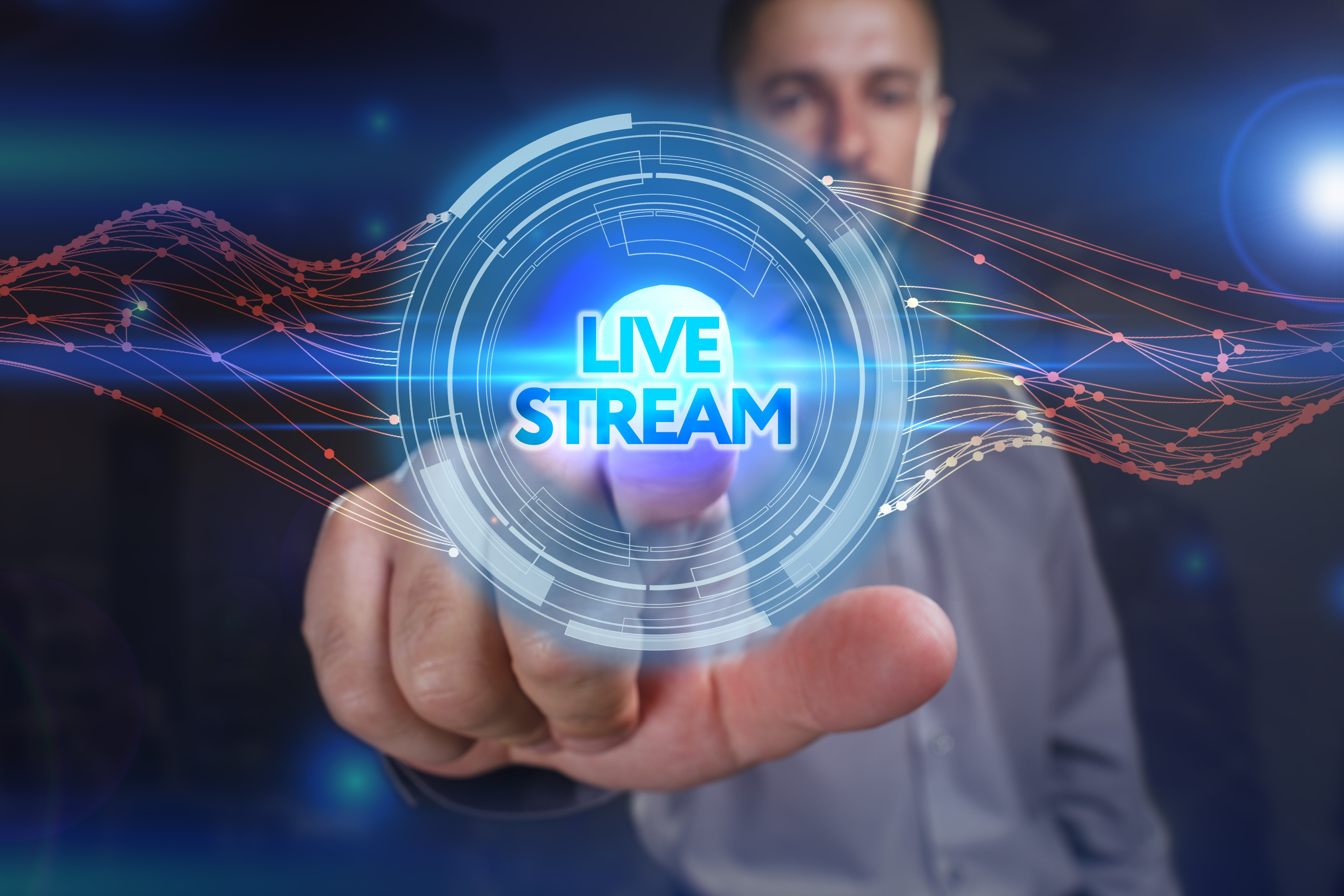Live; Video; Streaming; Online; Marketing