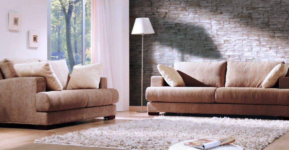 Brown seating furniture