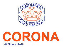 SCATOLIFICIO CARTOTECNICA CORONA - LOGO