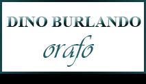 Dino Burlando Orafo - Logo
