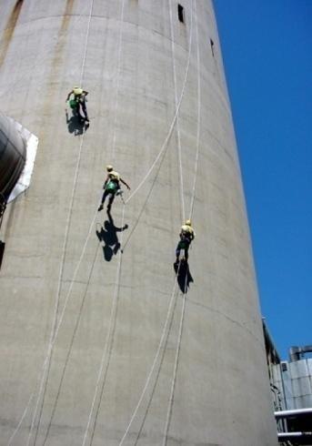 Impiego di tecniche free climbing