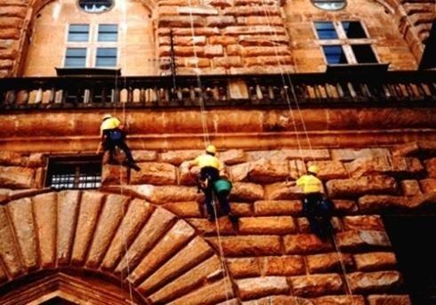 Manutenzione palazzi storici