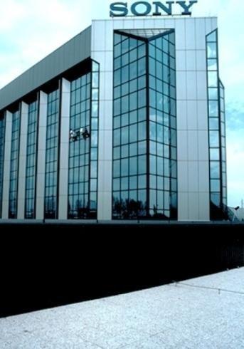Pulizia edifici grandi aziende