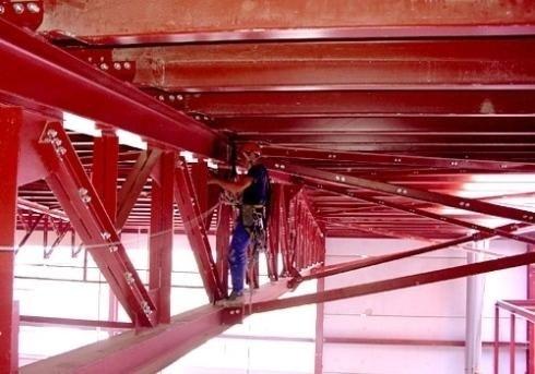 Manutenzione strutture industriali