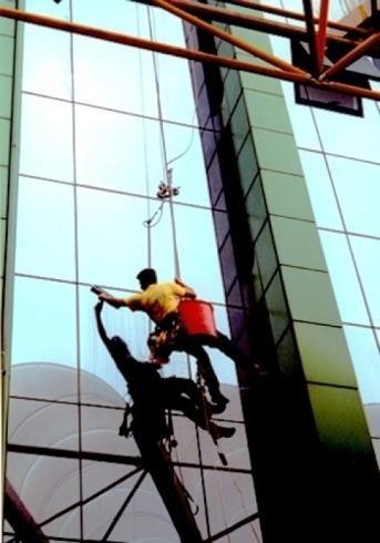 Lavaggio vetri grandi aziende