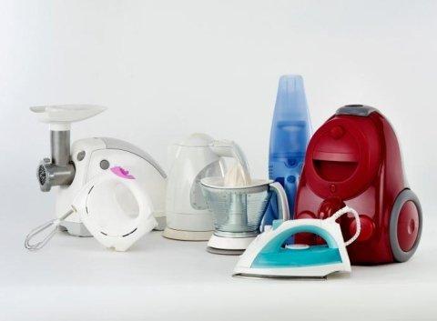 vendita piccoli elettrodomestici