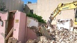 demolizione edifici, abbattimento edifici, martelloni idraulici