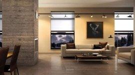 pavimento su misura per casa moderna
