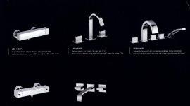 selezione di rubinetteria