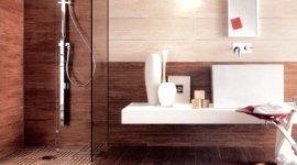 rivestimento per parete color legno