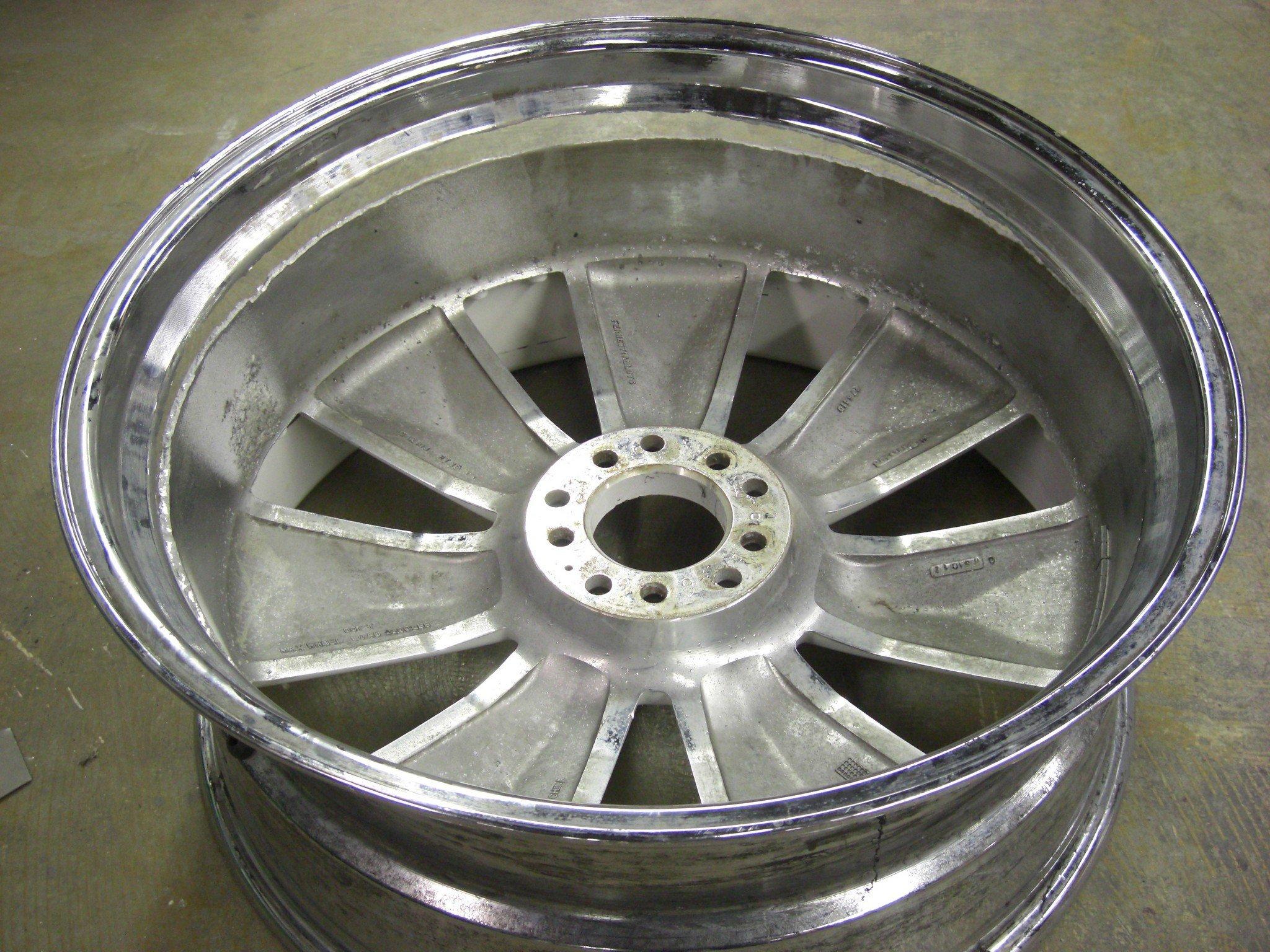Wheel repair Cincinnati OH Wheel Doctor