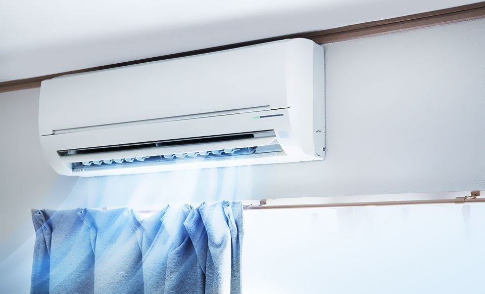 ventilation and air conditioning services