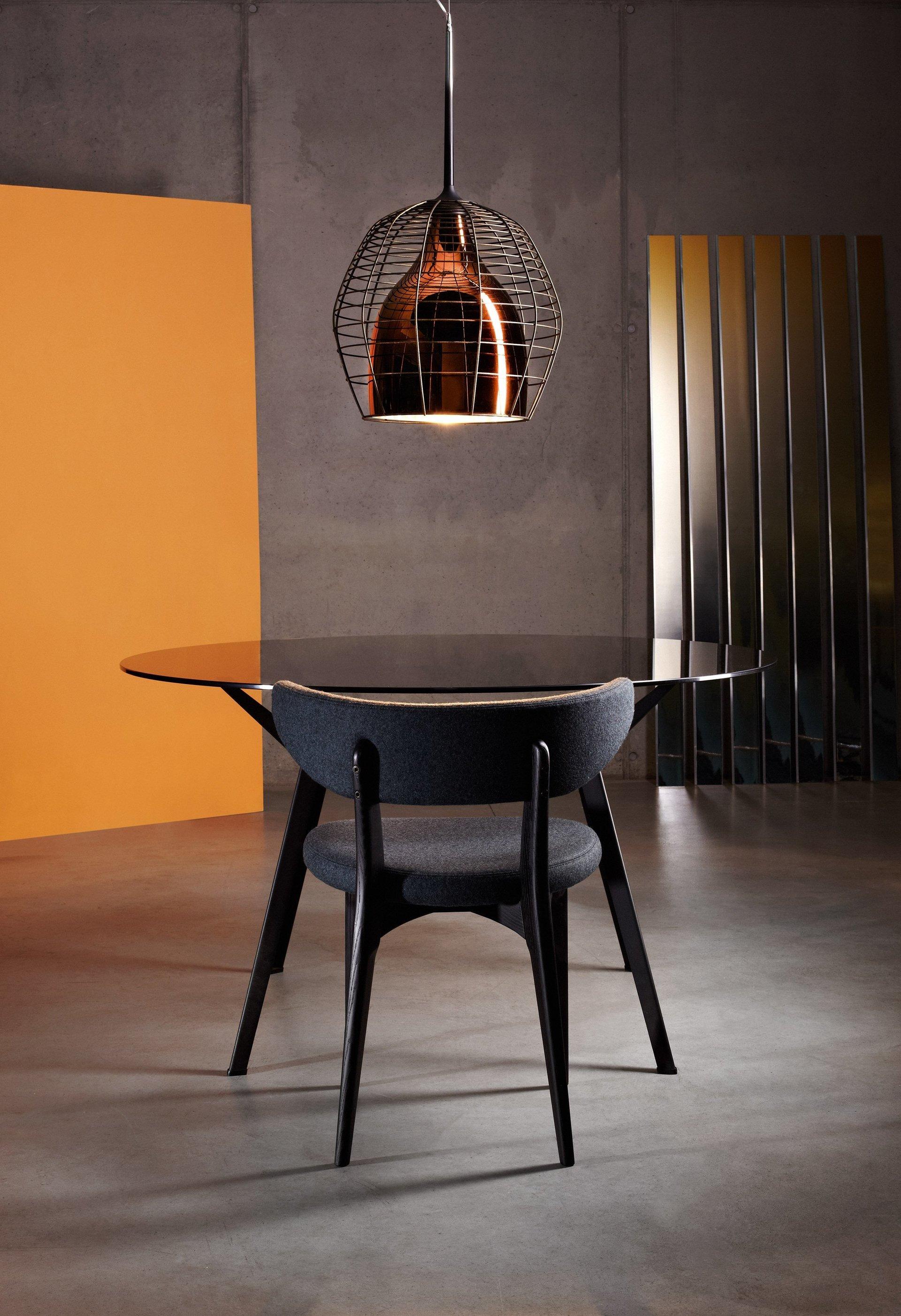 cage sospensione bronzo