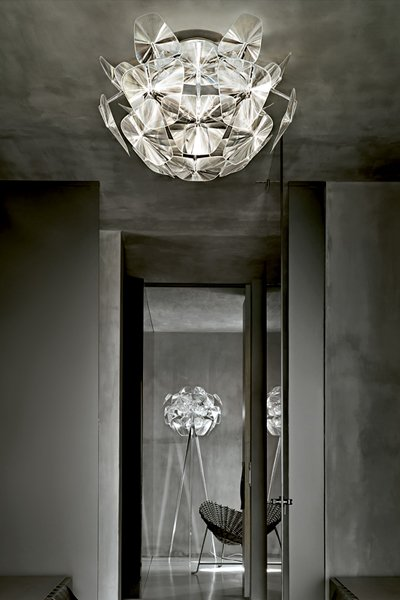 lampadario a soffitto