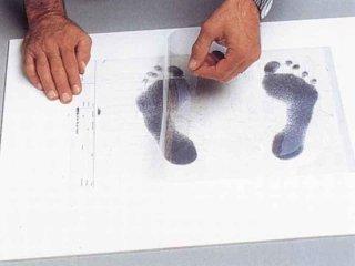 postura del piede