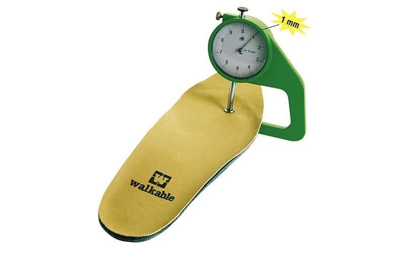 misura pressione plantare