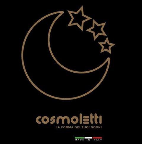 logo Cosmoletti la forma dei tuoi sogni