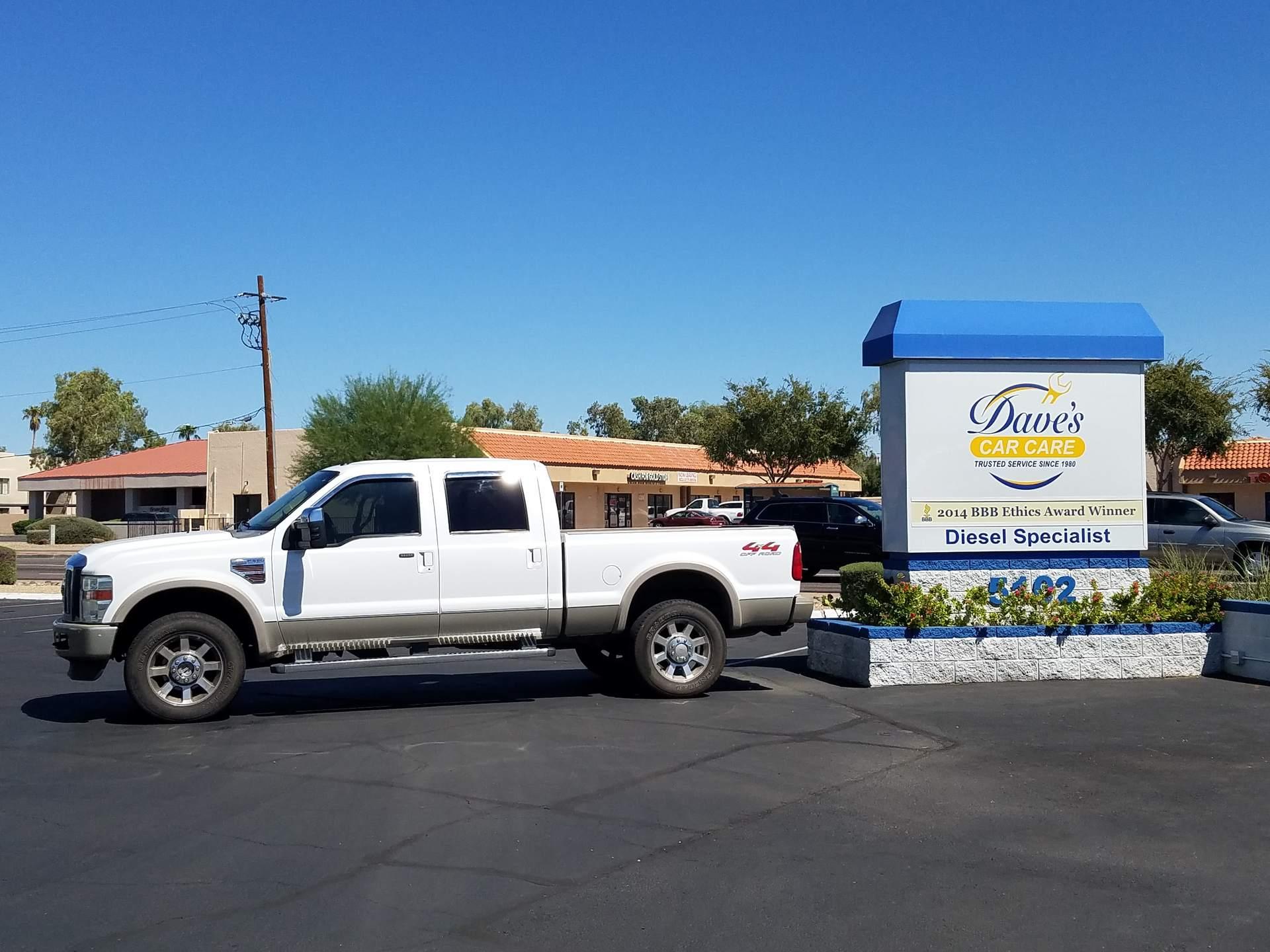 Professional auto diesel truck repair shop in glendale az solutioingenieria Image collections
