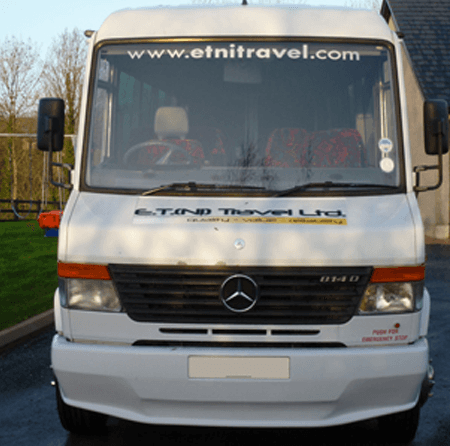 For quality, value and reliability choose E.T. (NI) Travel Ltd