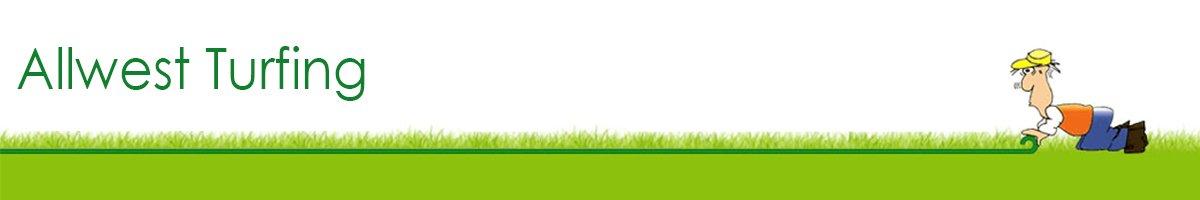 quality turf allwest turfing logo