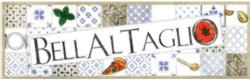 pizzeria bellaltaglio logo