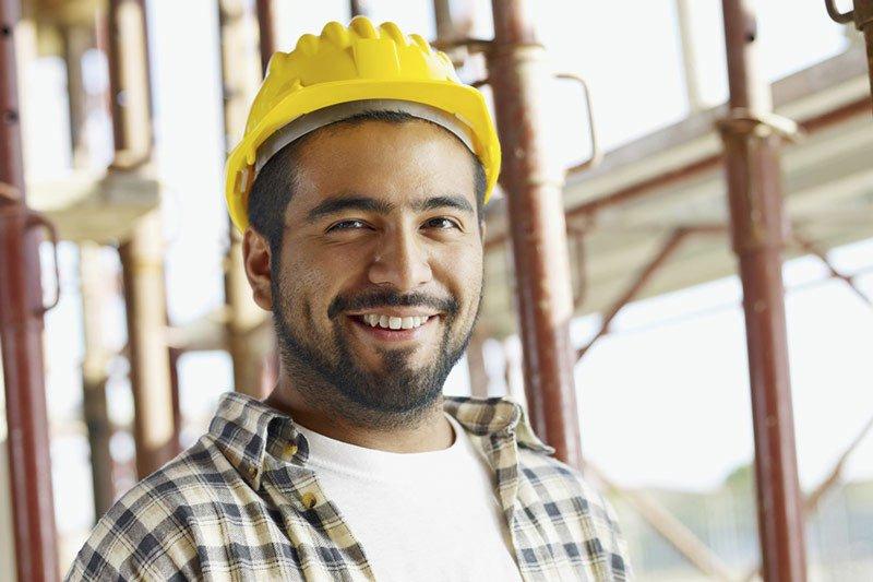 pj griffin construction worker