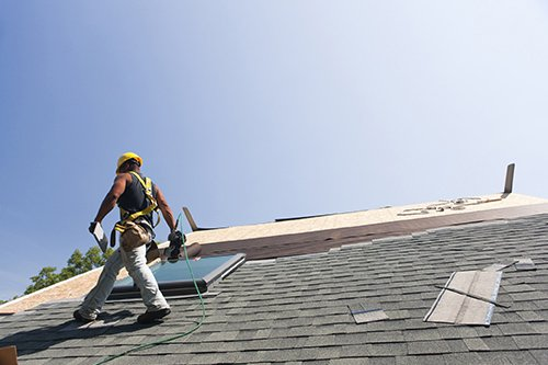 pj griffin rooftop worker