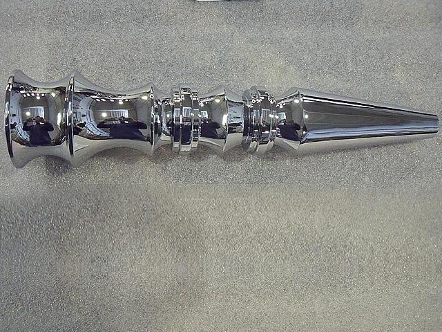 Trattamento speciale su alluminio